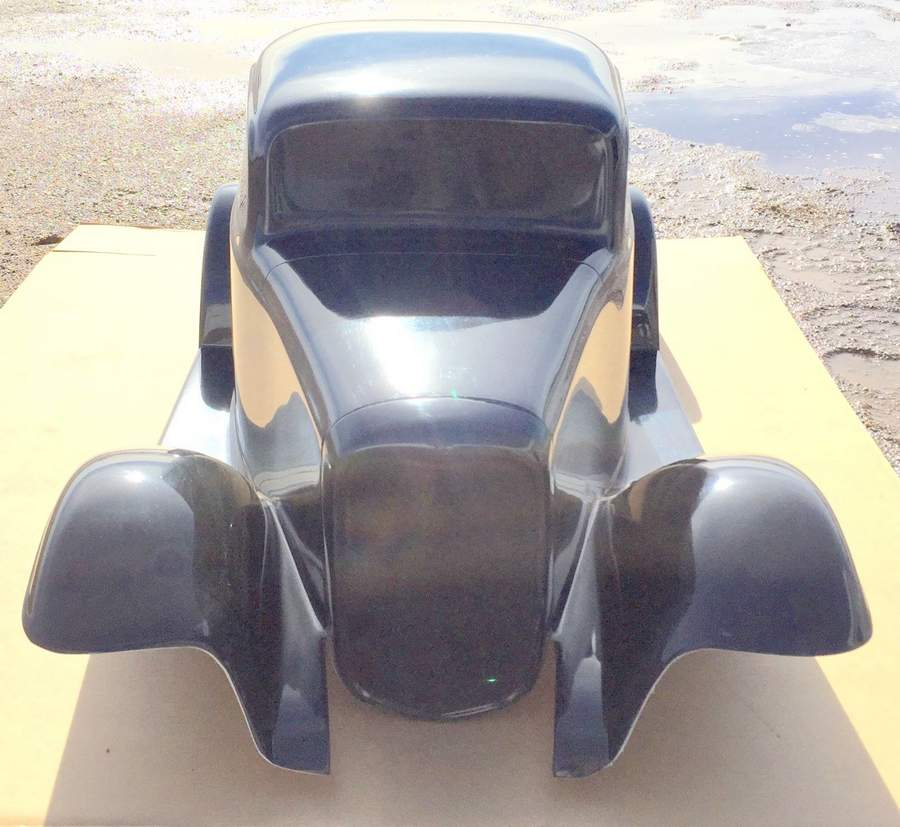 1932 Ford Coupe Tot Rod Body
