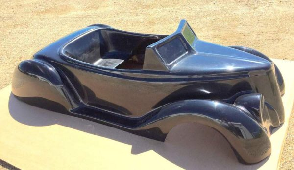 1936 Ford Roadster Traditional Custom Tot Rod Body