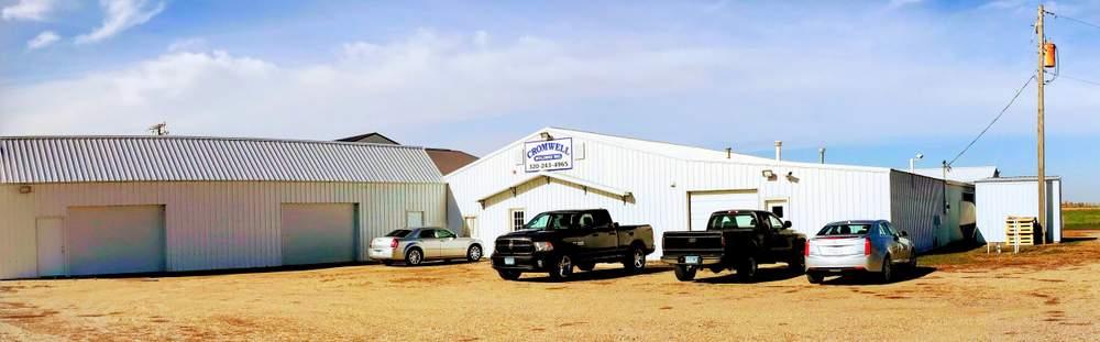 Cromwell Molding Company - Paynesville Minnesota