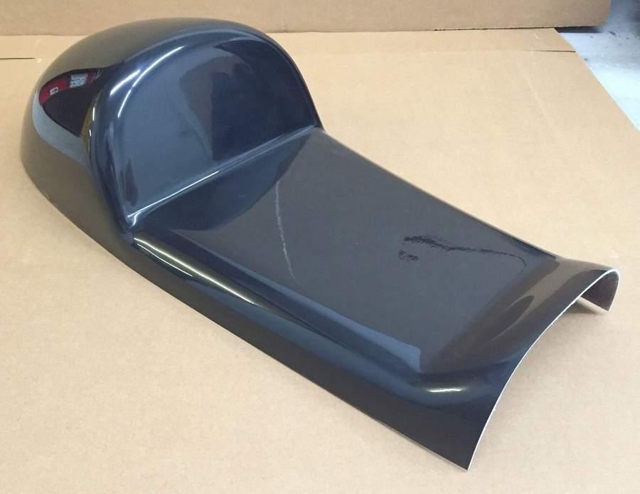 Fiberglass Cafe Racer Seat