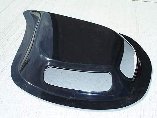 Ford Thunderbolt Hood Scoop Teardrop