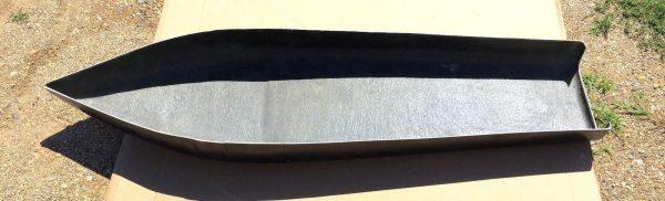 Vintage Quarter Midget Racer Fiberglass Body Floor Pan